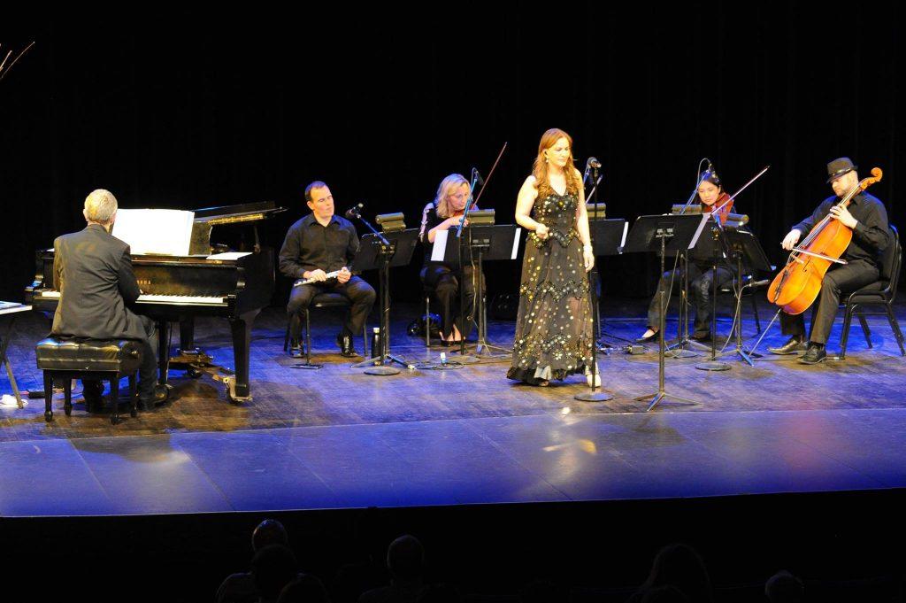 Musical Performance: Ms. Sonbol Taefi Concert