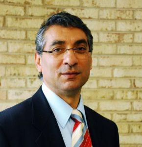 Dr. Aram Hessami